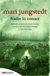 Reseña del libro Nadie lo conoce de Mari Jungstedt