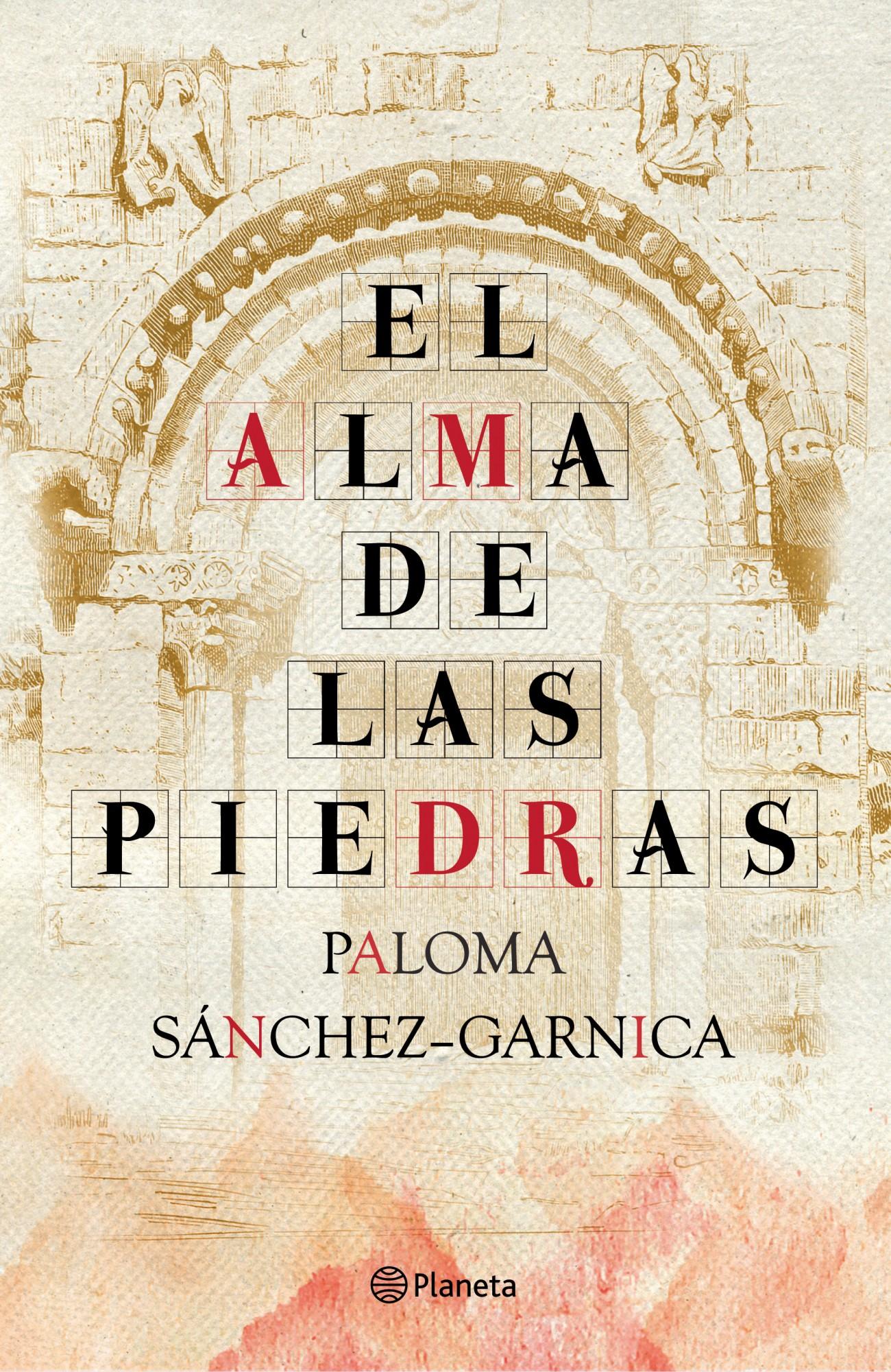 Libro El alma de las piedras de Paloma Sánchez-Garnica