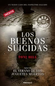 Los buenos suicidas de Toni Hill