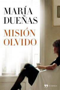 Libro Misión Olvido de María Dueñas