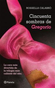 Libro 50 sombras de Gregorio