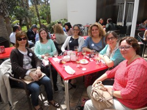 Quedada bloguera Málaga