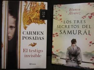 El testigo invisible y Los tres secretos del samurái