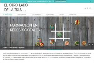 El otro lado de la isla. Agencia Redes Sociales y Analítica Web 2.0