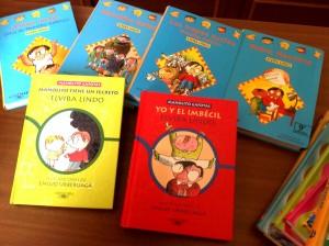 Libros Recomendados: Manolito Gafotas de Elvira Lindo
