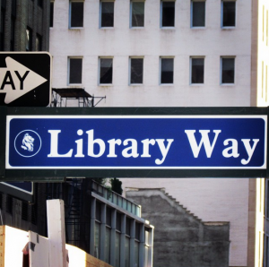 Library Way. Nueva York