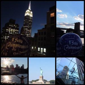 Cumpleaños Nueva York