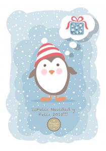 Feliz Navidad y Próspero año 2015 de Cargada con libros