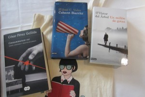 Libros para firmar Feria Libro Madrid 2015
