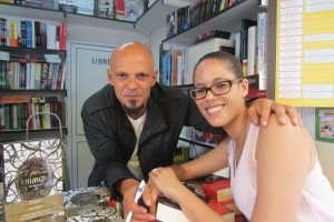 Feria del Libro Madrid 2015