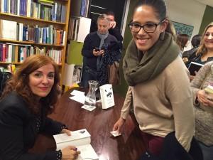 Presentación del libro Noches sin dormir de Elvira Lindo