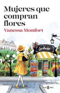 Mujeres que compran flores de Vanessa Montfort