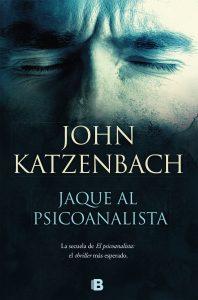 Jaque al psicoanalista de John Katzenbach.