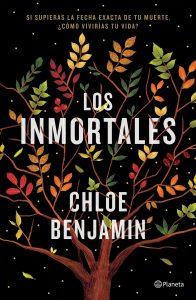 Los inmortales de Chloe Benjamin